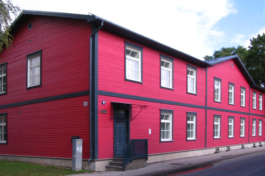 C.R. Jakobsoni 45 hoone renoveerimine